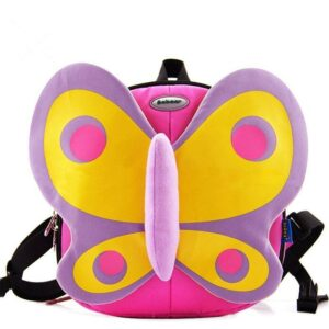 Small butterfly satchel