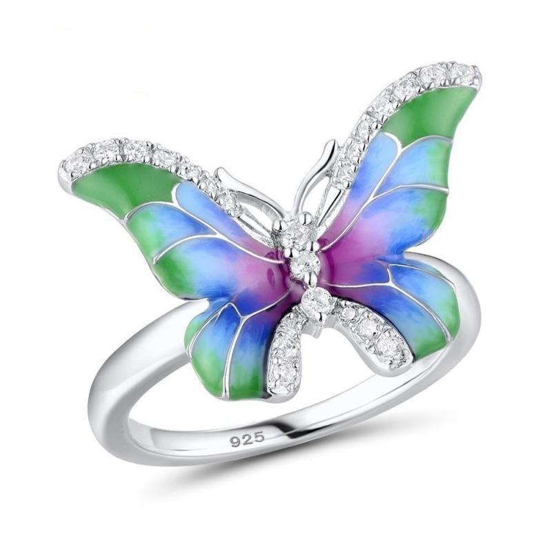 butterfly-ring-green