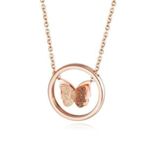 necklace-butterfly-trend-woman