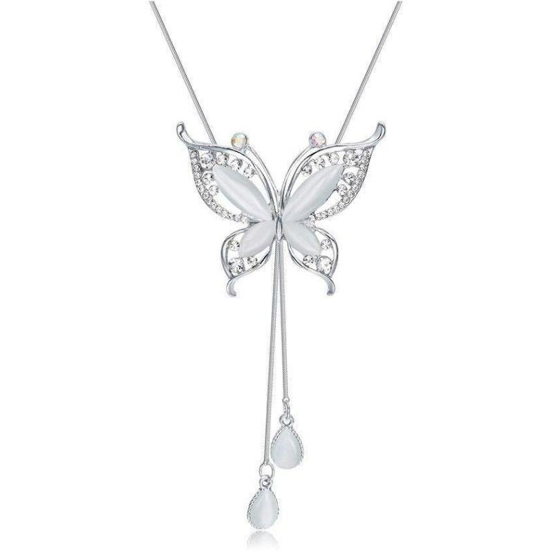 necklace-butterfly-pendant-white