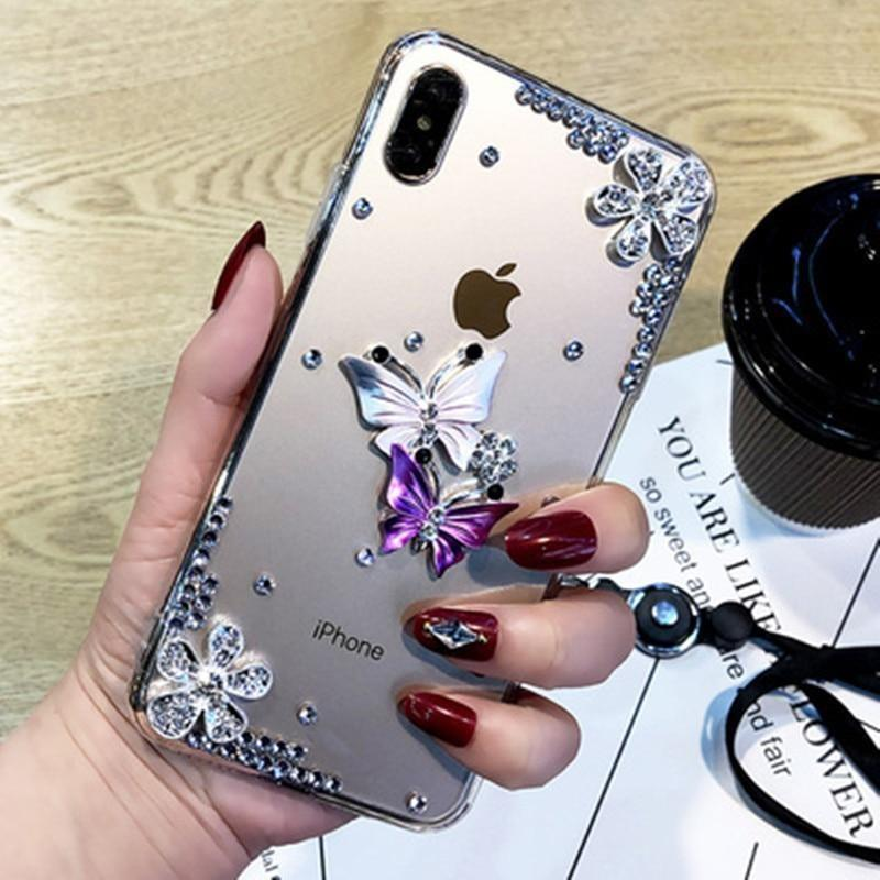 SMARTPHONE BUTTERFLY COVER